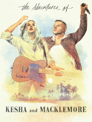 Kesha and Macklemore Poster