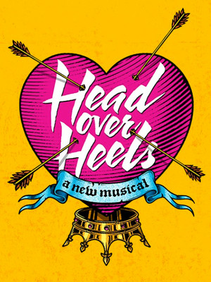 Head Over Heels at Hudson Theatre