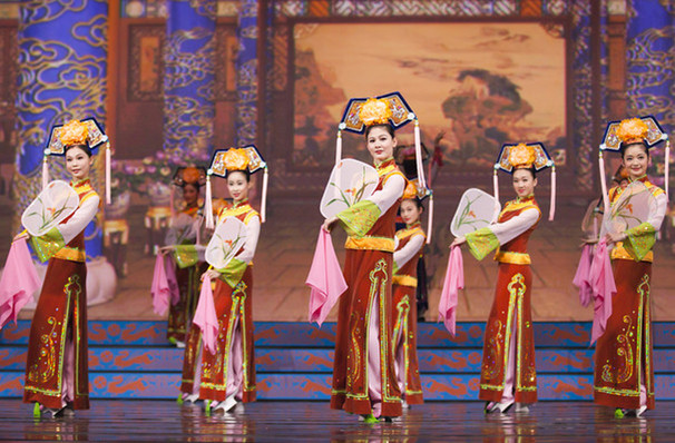 Shen Yun coming to London!