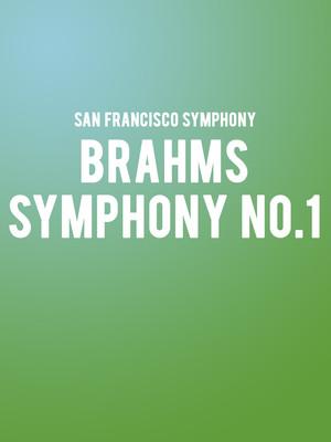 San Francisco Symphony - Brahms Symphony No. 1 at Davies Symphony Hall