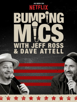 Jeff Ross and Dave Attell Poster