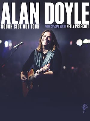 Alan Doyle at TCU Place