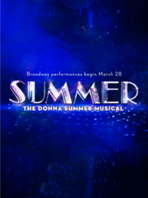 Summer: The Donna Summer Musical at Lunt Fontanne Theater