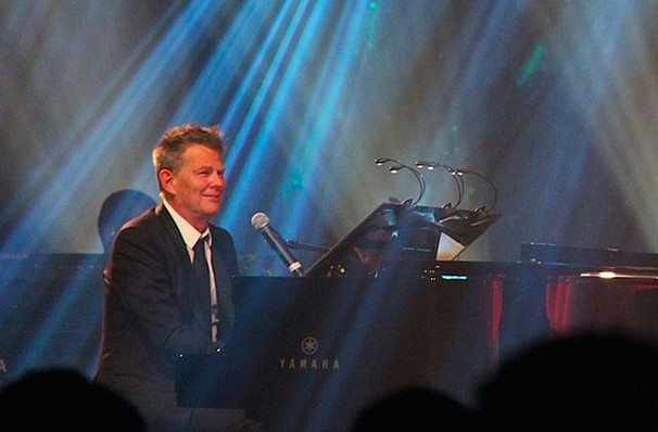 David Foster, Hayes Hall, Naples