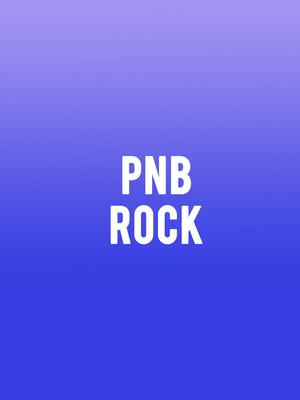 PnB Rock Poster