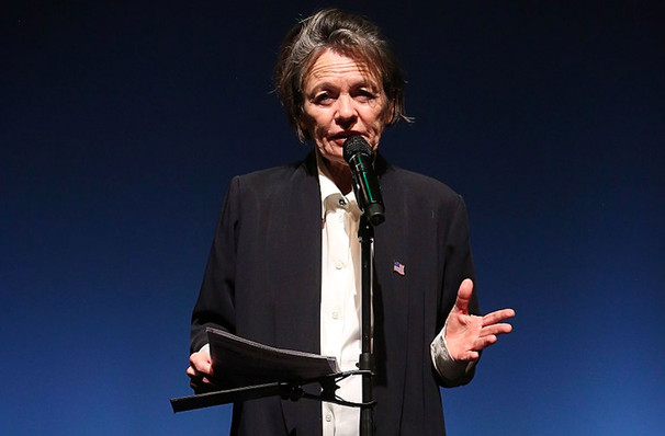 Dates announced for Laurie Anderson