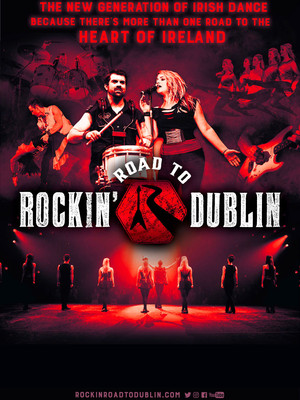 Rockin Road To Dublin at Masonic Temple Theatre