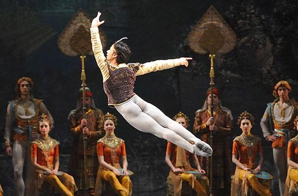 American Ballet Theatre La Bayadere, Dorothy Chandler Pavilion, Los Angeles