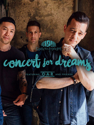 Concert for Dreams feat. O.A.R and Friends Poster