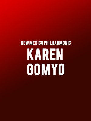 New Mexico Philharmonic at Popejoy Hall