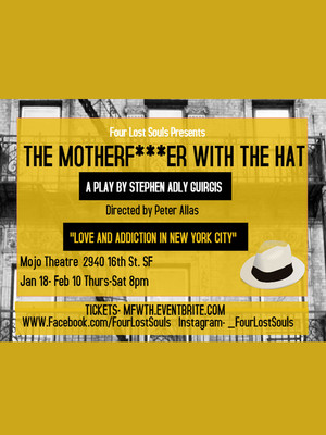 The Mother F***ker with the Hat Poster