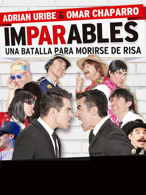 Imparables, Tucson Music Hall, Tucson