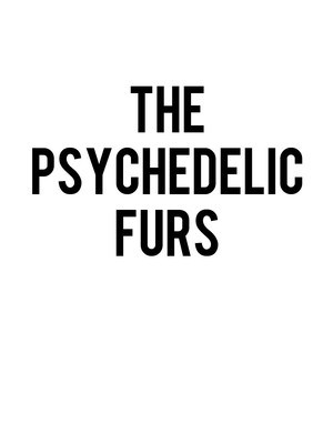 The Psychedelic Furs at Nob Hill Masonic Center