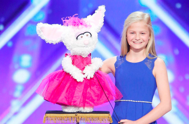 Darci Lynne, Hanover Theatre for the Performing Arts, Worcester