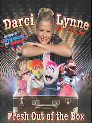 Darci Lynne at Sangamon Auditorium