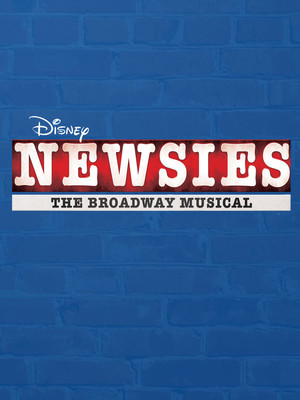 Newsies - The Musical Poster