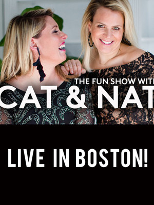 The Fun Show with Cat and Nat Poster