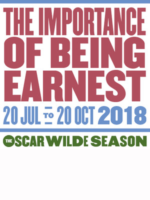 The Importance of Being Earnest Poster