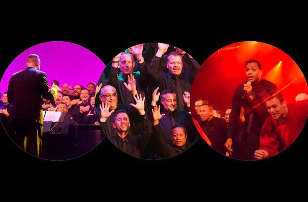 Don't miss San Diego Gay Men's Chorus - Movie Night, strictly limited run