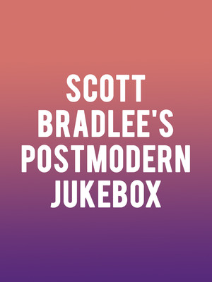 Scott Bradlees Postmodern Jukebox, Veterans Memorial Auditorium, Providence