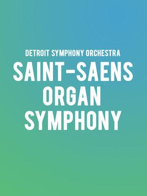 Detroit Symphony Orchestra - Organ Symphony at Detroit Symphony Orchestra Hall