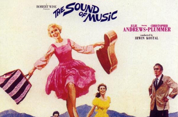The Sound of Music Film Screening, Embassy Theatre, Fort Wayne