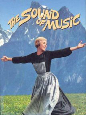 The Sound of Music - Film Screening Poster