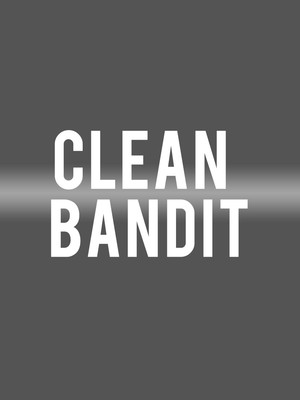 Clean Bandit at Commodore Ballroom