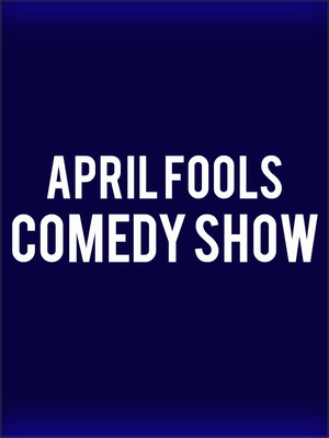April Fools Comedy Show, Theater at Madison Square Garden, New York