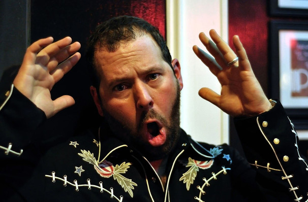 Just one chance to see Bert Kreischer