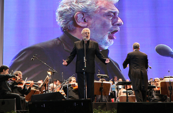 San Francisco Opera Placido Domingo in Concert, War Memorial Opera House, San Francisco