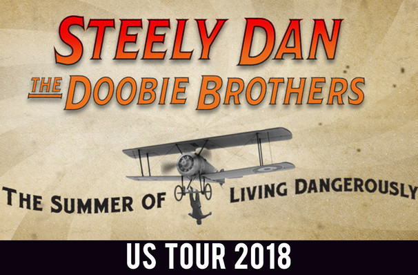 Steely Dan and The Doobie Brothers, Jiffy Lube Live, Washington