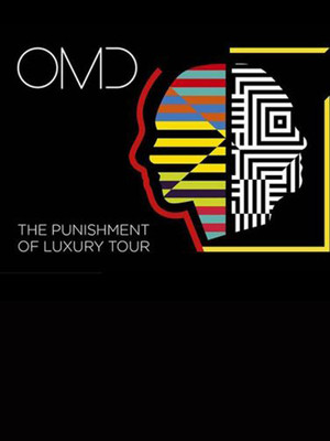 Orchestral Manoeuvres In The Dark, The Civic Theatre, New Orleans