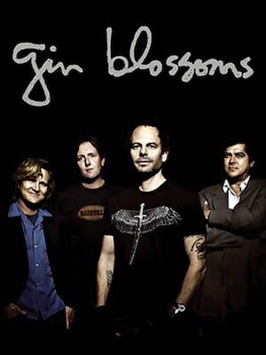 Gin Blossoms, Prairie Capital Convention Center, Springfield