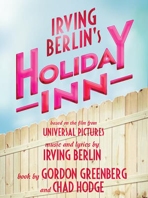 Irving Berlin's Holiday Inn Poster