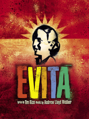 Evita at Mccallum Theatre
