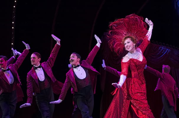 Hello Dolly, Golden Gate Theatre, San Francisco