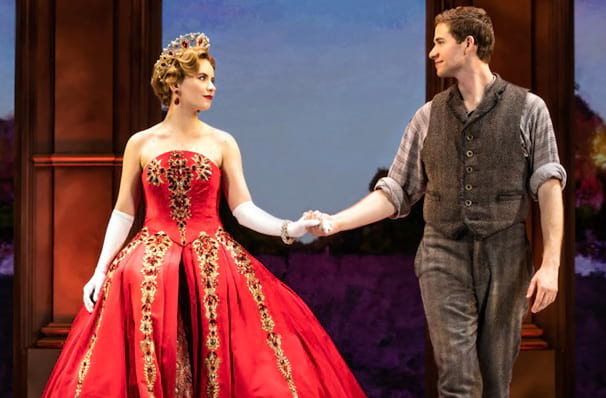 Anastasia, Eccles Theater, Salt Lake City