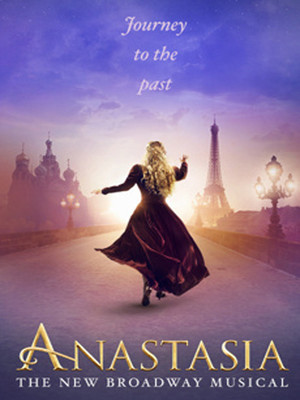 Anastasia at Palace Theater
