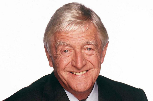 Sir Michael Parkinson Our Kind of Music, London Palladium, London