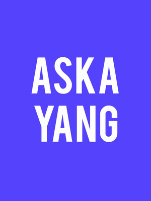 Aska Yang at Beacon Theater