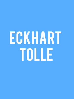 Eckhart Tolle at Beacon Theater