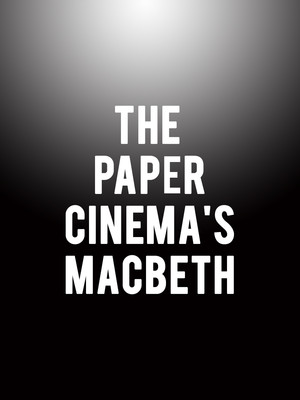 The Paper Cinema's Macbeth Poster