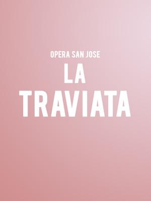 Opera San Jose La Traviata, California Theatre, San Jose