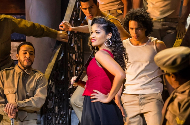 Carmen La Cubana, Sadlers Wells Theatre, London