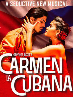 Carmen La Cubana at Sadlers Wells Theatre