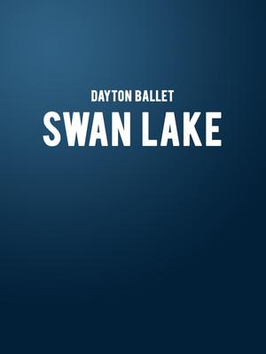 Dayton Ballet Swan Lake, Mead Theater, Dayton