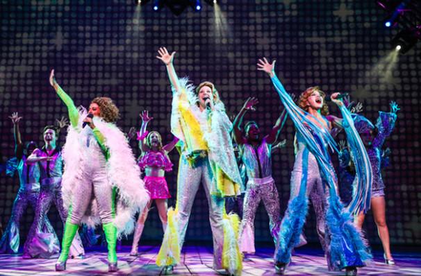 Mamma Mia, Sarofim Hall, Houston