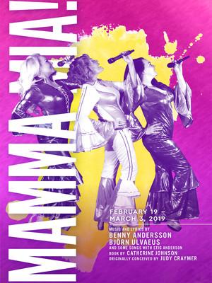 Mamma Mia! at Sarofim Hall