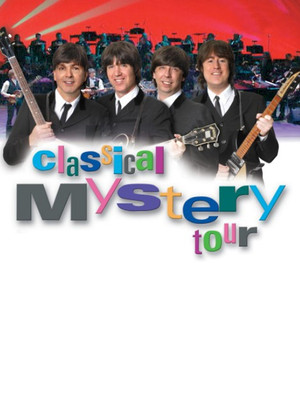 Classical Mystery Tour Poster